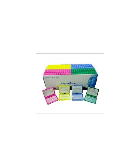 Silicone Wax - Orthodontic Wax