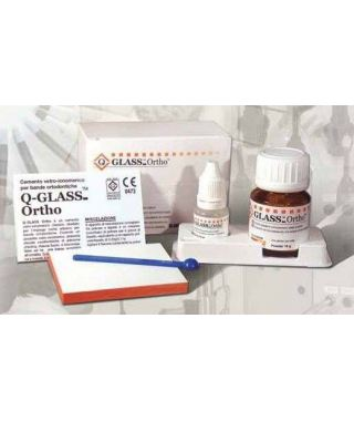 Q-Glass Ionomer Ortho Band Cement Kit