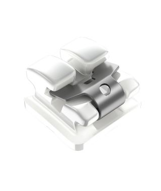 Wow Advanced - Ceramic Self Ligation Bracket
